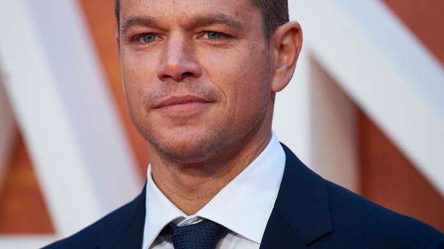 Matt Damon biedt excuses aan voor uitspraken wangedrag in Hollywood
