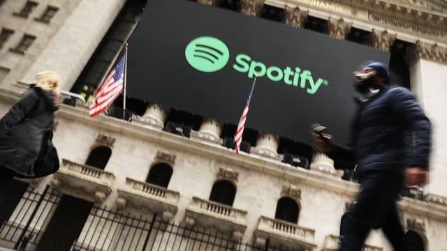 Spotify laat gebruikers meer muziek ontdekken van liedjesschrijvers