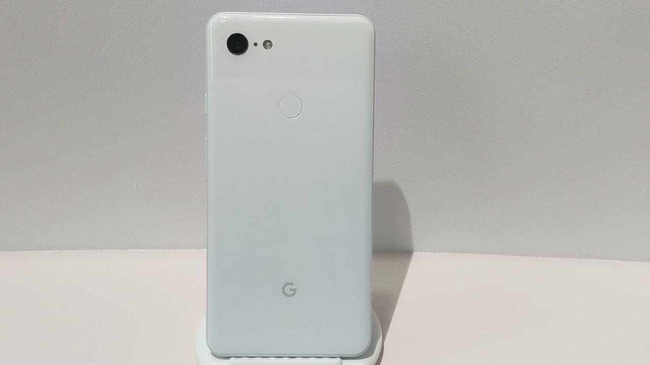 Zo zien de nieuwe Pixel-telefoons eruit