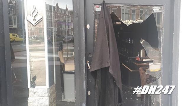 Politie zoekt getuigen van inbraak in horecapand Groot Hertoginnelaan