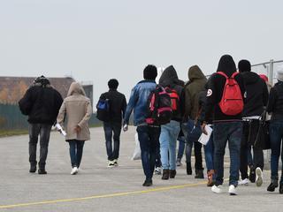 Actie is volgens asielzoekers noodzakelijk