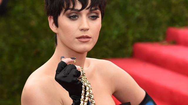 Nieuw album Katy Perry komt in 2016