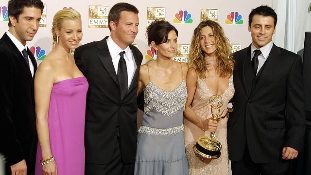 Netflix biedt vanaf 1 januari alle seizoenen van Friends aan
