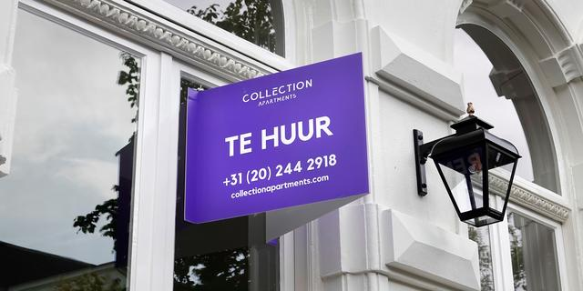 Huurprijs van woningen in vrije sector Den Haag licht gedaald
