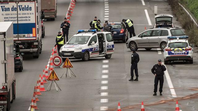 Nog wekenlang files aan Franse grenzen door controles