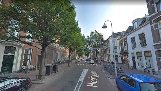 Leidse Hooigracht tot eind september afgesloten voor verkeer