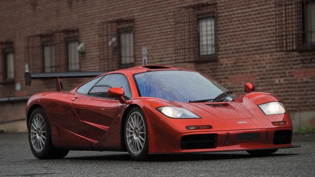 Veilinghuis RM Sotheby's lanceert verkoopdienst met zeldzame McLaren F1
