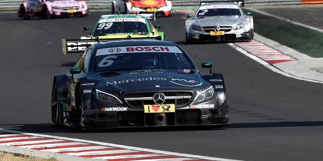 Mercedes stapt na 2018 uit DTM en richt zich op Formule E