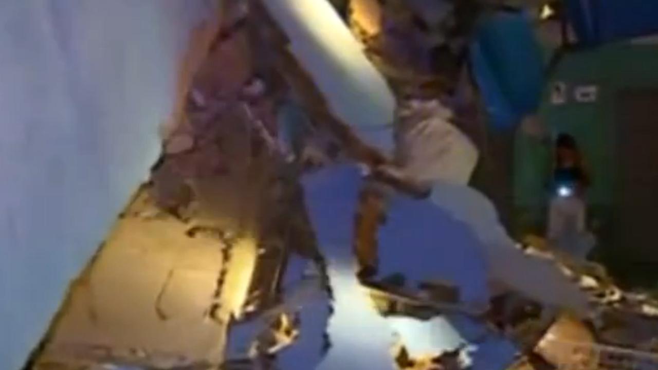 Tientallen doden door krachtige aardbeving in Ecuador