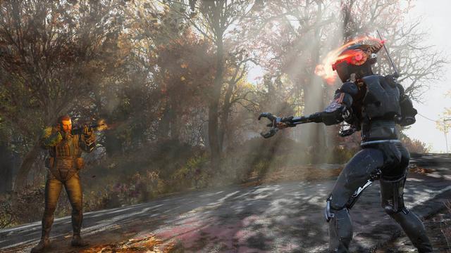 Westworld-makers werken aan op Fallout-games gebaseerde serie