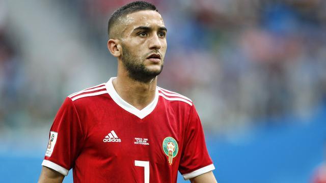 Ziyech stelt dat late nederlaag van Marokko tegen Iran hard aankomt