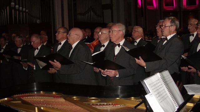 Concert in Klundert haalt 4.500 euro op voor onderzoek lymfeklierkanker