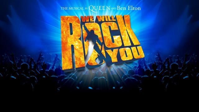 Bestel tickets voor de Queen-musical We Will Rock You en ontvang tot 15 euro korting per ticket