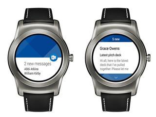 Outlook laat gebruikers vanaf horloge e-mails inspreken