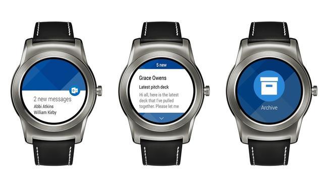 Microsoft brengt Outlook-app uit voor Android-horloges