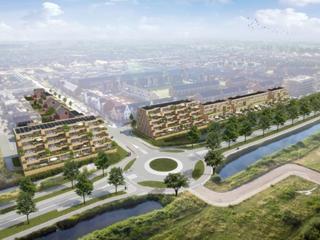 De woningen worden zo energieneutraal mogelijk gebouwd
