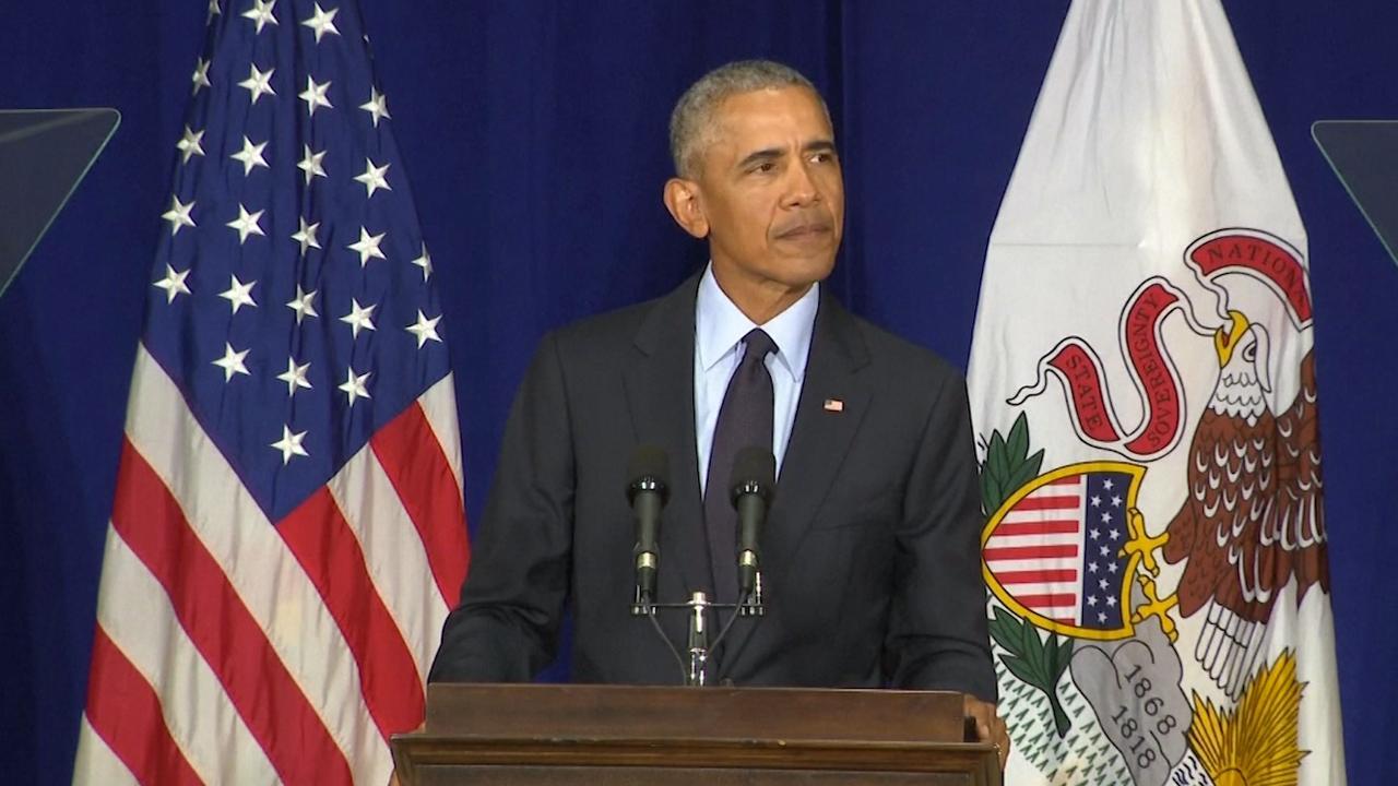 Obama: 'Dit is niet hoe onze democratie hoort te werken'