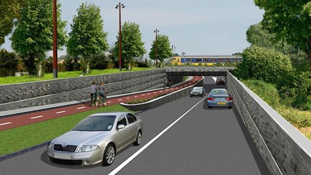 Problemen Helperzoomtunnel geen gevolgen planning ring zuid