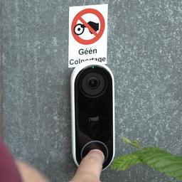 Review: Slimme deurbel handige gadget tegen inbrekers