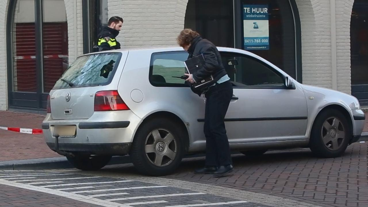 Politie doet onderzoek na schietincident in Helmond