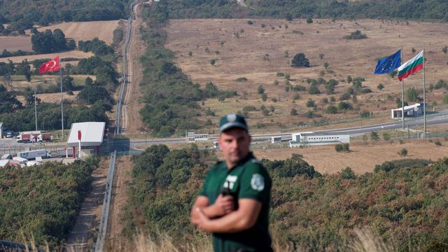 Europese grenswacht en kustwacht begint donderdag in Bulgarije