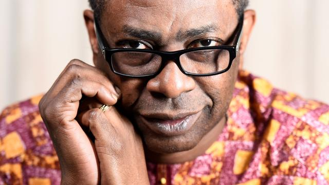 Youssou N'Dour treedt op in Eindhoven