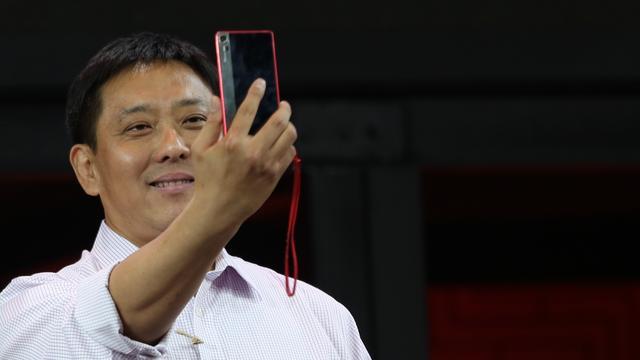 Lenovo krijgt nieuw hoofd mobiele tak