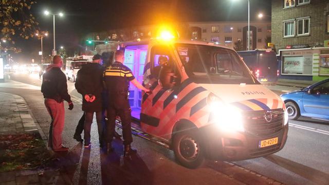 Bijeenkomst Kick Out Zwarte Piet in Den Haag verstoord, vijf aanhoudingen