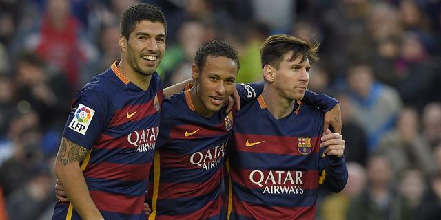 FC Barcelona eenvoudig langs Real Sociedad, De Jong ziet Milan winnen