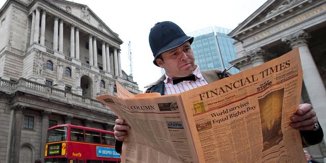 Financial Times de mist in rond rentebesluit