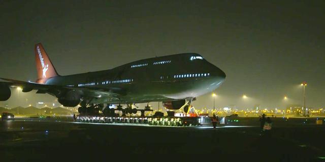 Baas Corendon: 'Had transport Boeing 747 naar hotel nooit moeten doen'