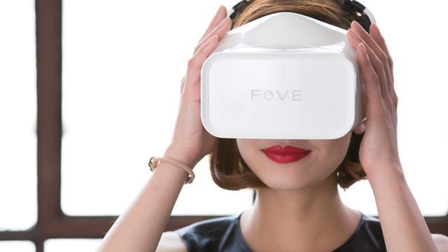 Nieuwe virtualrealitybril volgt oogbewegingen voor intensere beleving