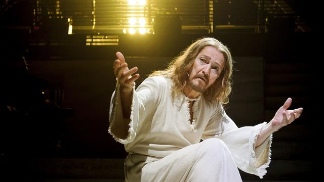 Ted Neeley prolongeert rol in Nederlandse tour Jesus Christ Superstar