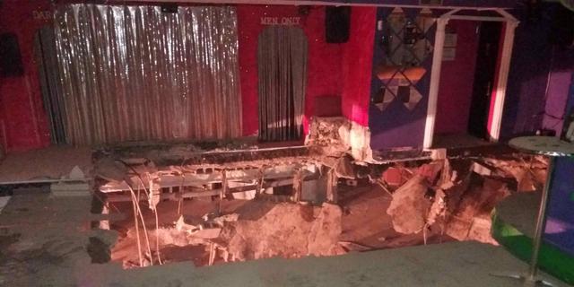 Ruim twintig gewonden na instorten dansvloer van discotheek op Tenerife