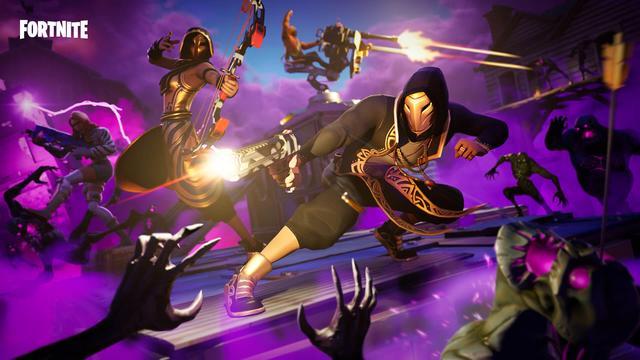 Fortnite krijgt nieuwe zombiemodus waarin spelers moeten samenwerken