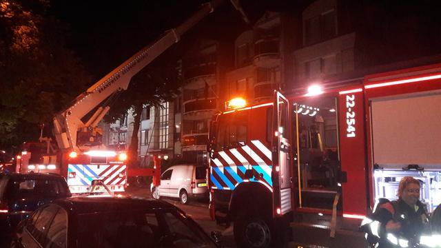 Meerdere appartementen onbewoonbaar na grote brand in flat Eindhoven