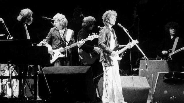 Zo gaf Bob Dylan veertig jaar geleden het eerste Kuip-concert