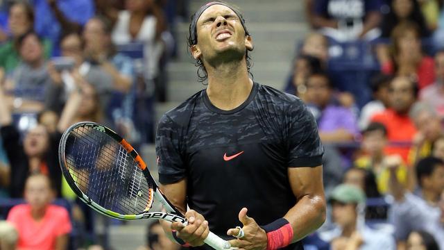 Nadal prijst 'fantastische' Fognini na pijnlijke nederlaag op US Open