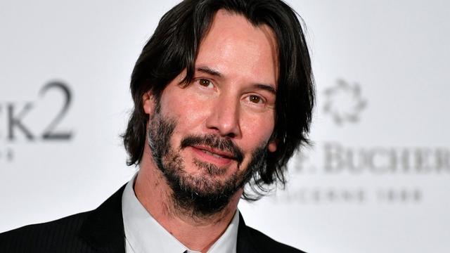 Keanu Reeves spreekt stem in voor Toy Story 4