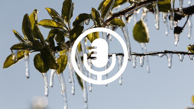 Siberische kou dit weekend en hopen op een Elfstedentocht?
