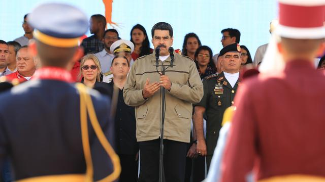Venezuela laat opgepakte Amerikaanse journalist weer vrij