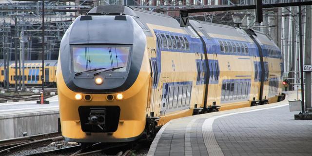 'In 2021 stijging aantal treinritten, ondanks minder reizigers door corona'