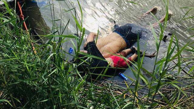 Migratiedebat VS opnieuw opgelaaid door foto van verdronken migranten
