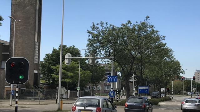 Vervanging van verkeerslichten in deel van Alphen duurt drie weken