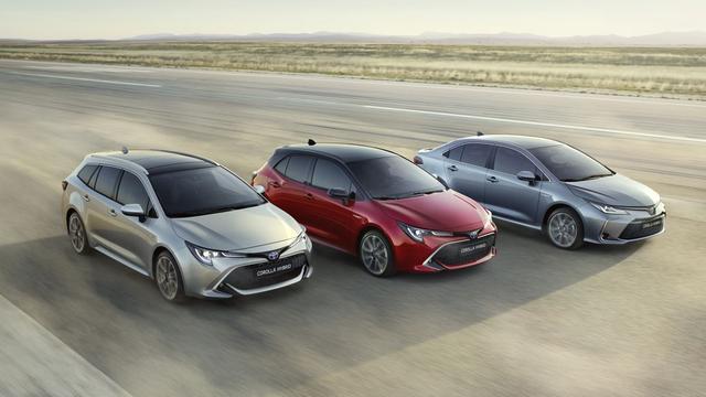Toyota Corolla bestverkochte auto ter wereld in 2018