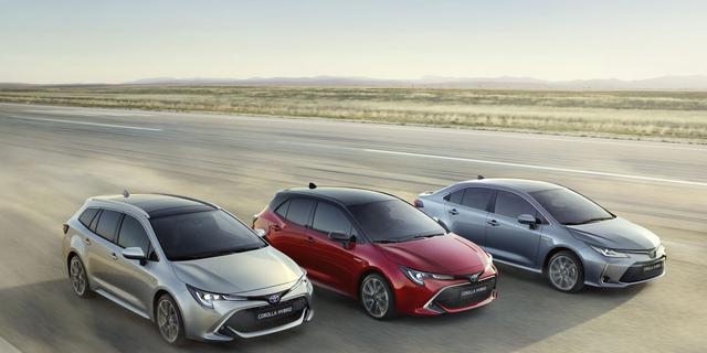 Prijzen nieuwe Toyota Corolla bekendgemaakt