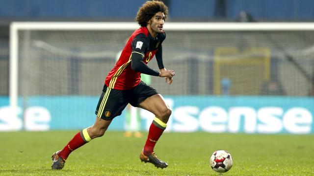 Fellaini stopt na WK als international, Touré weer beschikbaar voor Ivoorkust