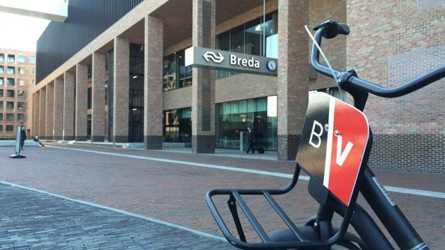 'Elke seconde telt voor de fietsende treinreiziger'