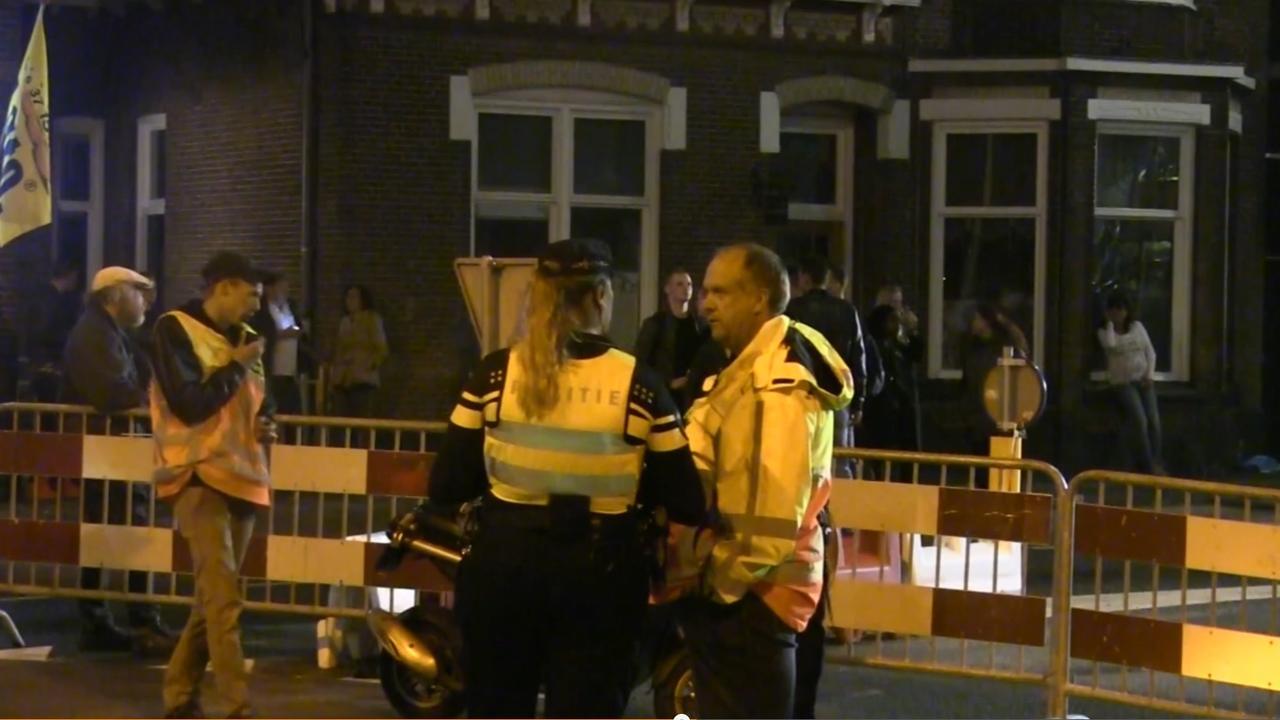 Verkeersregelaar mishandeld op TT Festival in Assen