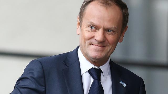 EU-president Tusk wil deal met Libië voor oplossing mensensmokkel